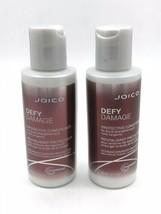 Joico Defy Damage Protective Shampoo & Conditioner 1.7 fl oz 50 ml each - $11.83