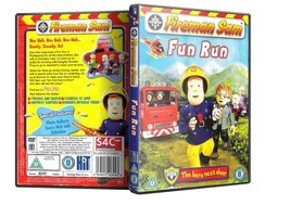 Childrens DVD - Fireman Sam Fun Run DVD - $20.00