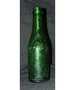 Rare Vintage Crass Pale Dry Ginger Ale Bottle - Green - Richmond VA - $27.99