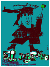 El Ingenuo Vintage Movie POSTER.Graphic Design.Wall Art Decoration.3587 - $10.89+