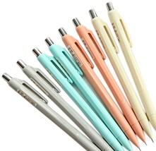 GANSSIA Colorful Series Design 0.5mm Mechanical Pencils Pack of 8 Pcs - $7.87