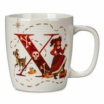 Disney World Pirates of the Caribbean ABC X Mug, NEW - $30.00