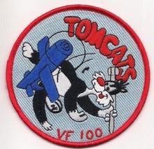 US Navy VF-100 Tomcats Patch - $11.87