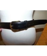 $38.00 Lauren Women's Winston Endbar Dress Belt, Black, Sizes L and XL a... - $17.65
