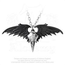 Ravenger Pendant by Alchemy Gothic - $34.95