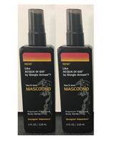 2x MASCOLINO Fragrance Body Spray For Men By Parfums De Coeur 4oz Holiday Gift! - $9.89