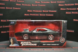 Jada Toys Fast & Furious 1:24 Dom's 1970 Dodge Charger Die-cast Car - $15.89