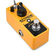 Donner Extreme Driver Analog Turbo Distortion Guitar Effect Pedal - $36.21
