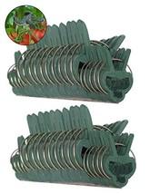 Ram-Pro 40 Piece Green Gentle Gardening Plant & Flower Lever Loop Grippe... - $10.92