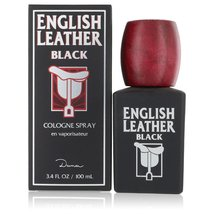 English Leather Black by Dana 3.4 oz Cologne Spray - $14.27