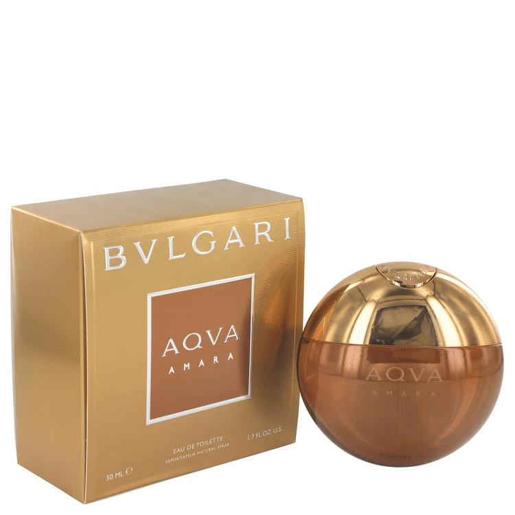 Bvlgari Aqua Amara Cologne 1.7 Oz Eau De Toilette Spray