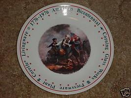 Corelle By Corning 1976 Bicentennial Edition Dinner Plate Free Usa Shipping - $23.36