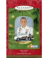 Keepsake Hallmark Ornament - Dale Jarrett - NASCAR 2001 - $6.92