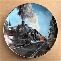 """Danbury Mint """"The Panama Limited"""" by Jim Deneen Limited Edition Plate image 2"""