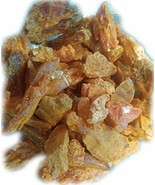 Indian Herbal - Hartaal Varki (100 Grams) Orpiment- Hartal Warqi Fresh a... - $19.31