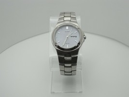 Citizen Eco Drive 10 Bar Water Resistant Analog Dial Casual Clasp Watch (A779) - $128.65