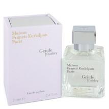 Maison Francis Kurkdjian Gentle Fluidity Silver 2.4 Oz Eau De Parfum Spray image 4