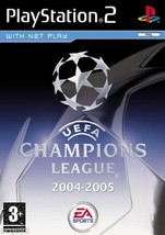 UEFA Champions League 2004-2005 (PS2) - Free postage - *UK Stock* - $4.90