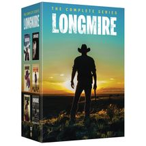 Longmire Complete Series Season 1 2 3 4 5 6 Collection DVD 1-6 Boxset Ne... - $98.95