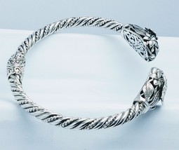 Bali Silver Sterling Bracelet with amazing 3D looks - $60.00