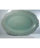 JCPenney Isabella Blue Oval Serving Platter - $49.49