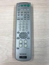 Sony RM-Y181 TV Remote Control for KV27FS17 KV27FS200 KV27FS210 KV27FV17    (P4)