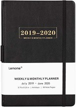"Planner 2019-2020 – Academic Weekly, Monthly and Year Planner with (5"" x... - $22.51"