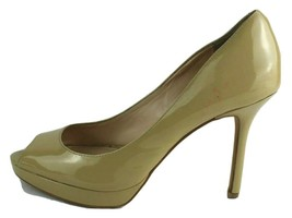 Vince Camuto SUP Womens Heel Shoes Open Leather Upper Size 8M - $14.15