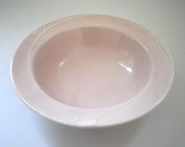 Vintage Homer Laughlin SERENADE Pink Fruit Dessert Sauce Bowl - $12.95