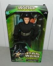 Star Wars Power Of The Jedi Death Star Trooper With Imperial Blaster Fig... - $35.63