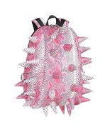 Madpax Spiketus-Rex Pactor Pink Extinct Urban Spikes Full School Bag Bac... - $77.99