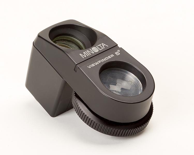 Minolta flash meter 5deg spot 1