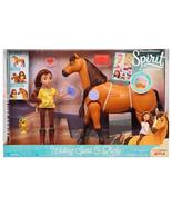 Deluxe Walking Spirit Horse with Lucky Doll - $74.99