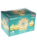 The Original Donut Shop Vanilla Cream Puff Coffee Keurig K Cup - $14.70