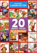 PBS KIDS: 20 MUSIC TALES NEW DVD - $23.40
