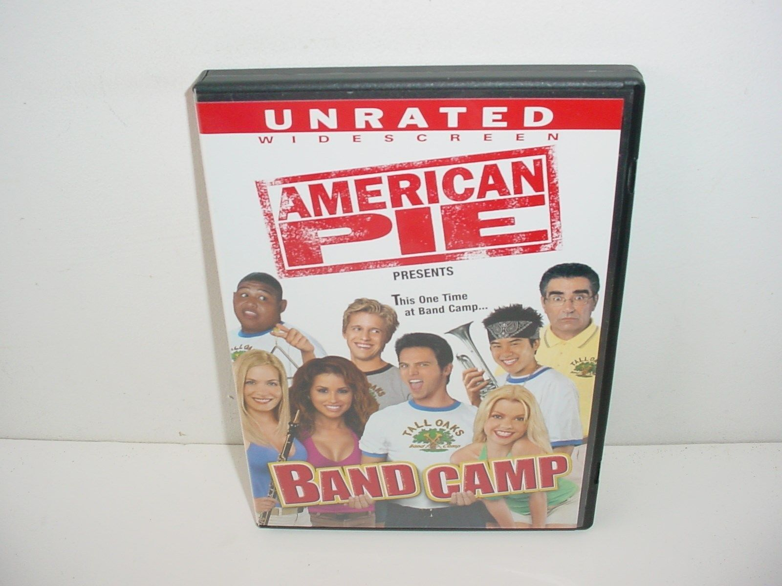 American Pie Presents Band Camp DVD Movie