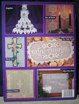 Symbols of Faith Inspirational Crochet 10 Beautiful RARE Crochet Patterns - $44.55