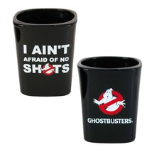 Ghostbusters Square Shot Glass Black - $11.46 CAD