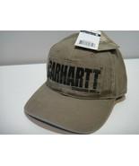 Carhartt Mens Force Sweatband Headwear Hat Adjustable Color Brown - $25.20
