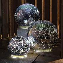 Primitives by Kathy Iridescent Glass Ball Set of 3 - $76.75