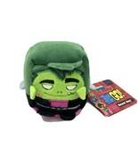 "DC Comics Teen Titans Go! 4"" Kawaii Cube Plush Beast Boy 03-m - $8.99"