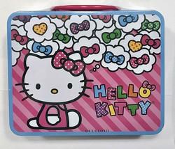 Pressman Hello Kitty Peace Puzzle in Lunch Box Tin - 100 Pieces - $24.18