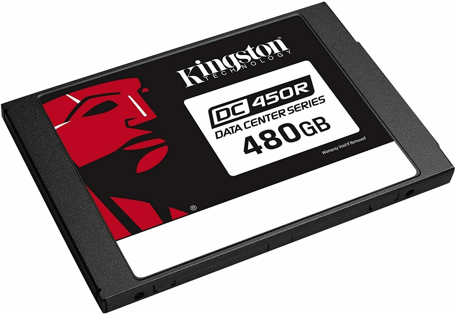 "Primary image for Kingston - DC450R - 480 GB SSD - 2.5"" Internal - SATA (SATA/600) - Read Intensiv"