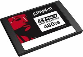 """Kingston - DC450R - 480 GB SSD - 2.5"""" Internal - SATA (SATA/600) - Read Intensiv - $138.55"""