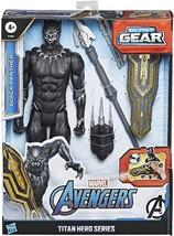 Hasbro Avengers Innovation Titan Black Panther Solid Figure - $82.41