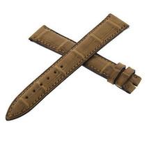 Franck Muller 16 - 14 mm Genuine Alligator Leather Watch Band - $236.55
