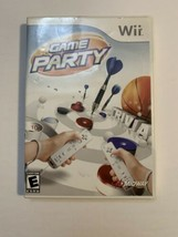 Game Party (Nintendo Wii, 2007) Complete Tested - $6.77