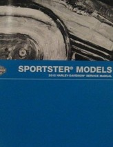 2012 Harley Davidson Sportster Service Shop Manual Set Neu mit Elektrisch & - $282.16