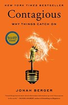 Contagious: Why Things Catch On [Hardcover] Berger, Jonah - $11.87