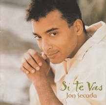 Jon Secada Si Te Vas CD - $6.99